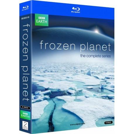 خرید پستی مجموعه کامل مستند سیاره یخ زده