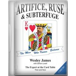 متخصص در برگ زدن کارت شوید با آموزش حرفه ای ویلی جیمز
