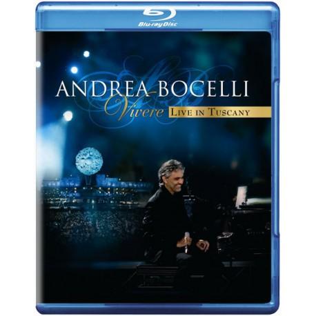 کنسرت آندریا بوچلی در توسکانی