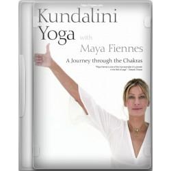آموزش یوگای کندالینی توسط Maya Fiennes