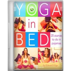 آموزش یوگا در تخت خواب