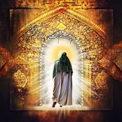 مجموعه پوسترهای لایه باز آثار اسلامی + چندین پوستر آماده و 115 عکس بافت