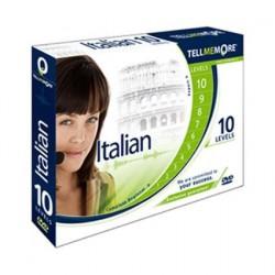 نرم افزار یادگیری زبان ایتالیایی Tell Me More با بیشترین کارایی