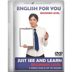 آموزش مکالمه زبان انگلیسی از مبتدی تا حرفه ای English For You