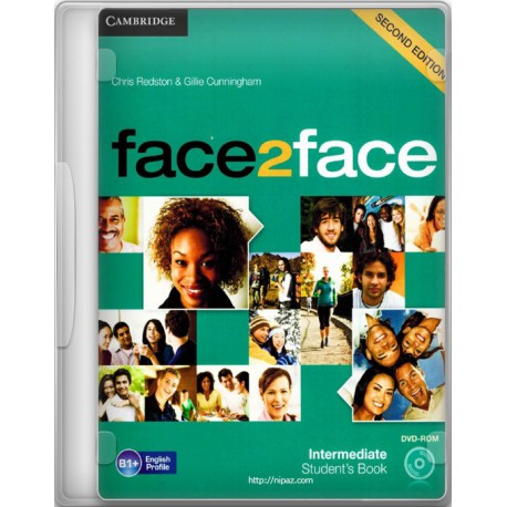 دوره آموزشی زبان انگلیسی کمبریج Face 2 Face Course