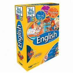نرم افزار آموزش زبان انگلیسی کودکان Tell Me More Kids