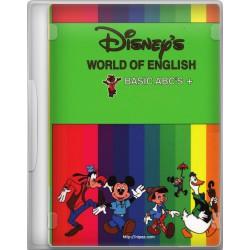 آموزش زبان انگلیسی کودکان Disneys World Of English Basic ABC