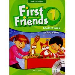 مجموعه آموزش زبان کودکان  First Friends