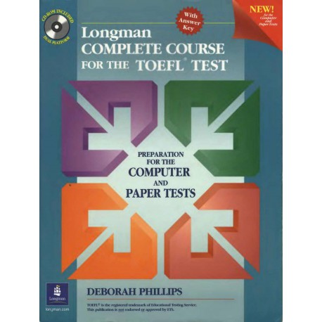مجموعه آمادگی تافل Longman Complete Course for the TOEFL