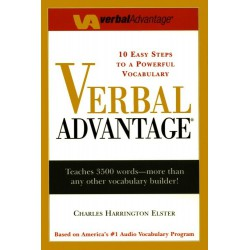 مجموعه تقویت واژگان انگلیسی Verbal Advantage