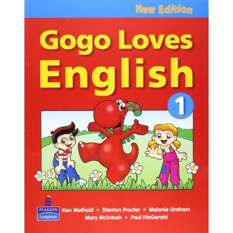 آموزش زبان انگلیسی خردسالان Gogo Loves English