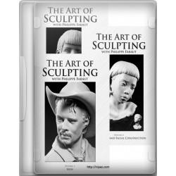 آموزش تصویری مجسمه سازی  فیلیپ فارو