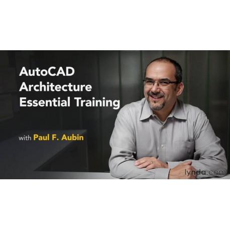آموزش طراحی نقشه های دو بعدی و سه بعدی ساختمان به وسیله نرم افزار AutoCAD Architecture