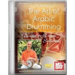 آموزش تصویری نواختن تنبک عربی