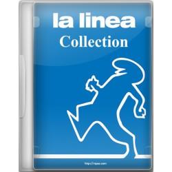 مجموعه کامل کارتون آقای خط - لا لاینا