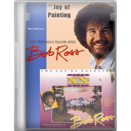 مجموعه کامل فیلم های لذت نقاشی با باب راس