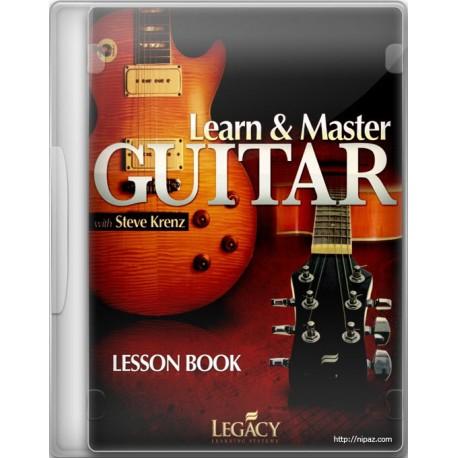 آموزش حرفه ای گیتار توسط استیو کرنز