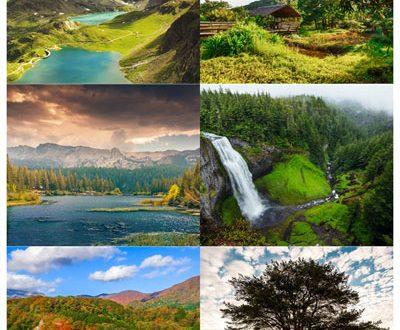 دانلود مجموعه عکس های طبیعت با کیفیت HD